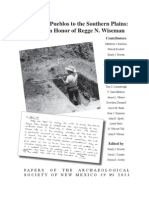 2013 Speth & Staro (Bison Hunting and the Emergence of Plains-Pueblo Interaction in Southeastern New Mexico a Synopsis 2013)