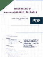 2.1. Informacion 2009