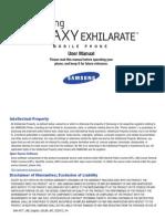 ATT i577 Exhilarate English User Manual LB8 F4