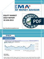 Daily Report Equity