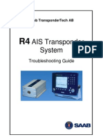 pi 08 195 a r4 ais transponder system troubleshooting global rh scribd com  saab r4 navigation system installation manual