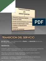 Transicion Del Servicio Juan