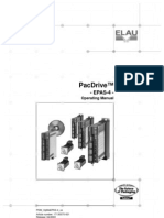 Operating Manual_ PacDrive - EPAS-4
