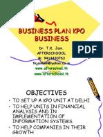 Business Plan BPO