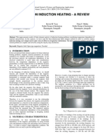 RESEARCH ON INDUCTION HEATING - A REVIEW
