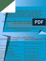 3. Nomenclatoare- Planuri Cadru Si Planuri de Invatamant Valabile Pentru Anul Scolar 2010-2011