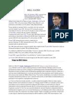 Bill Gates (Afaceristi romani de succes-referat Antreprenoriala)
