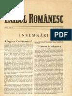 90050012 Exilul Romanesc Anul I Nr 6 Februarie 1955