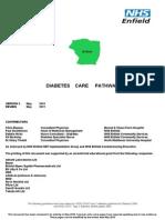 Diabetes Care Pathway 2010