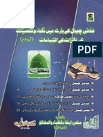 Madani Channel ke bary main ULMA o Shakhsiyat ke Tasuraat (PART;3)