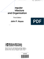 John P Hayes Computer Architecture And Organization Pdf
