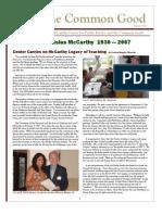 Summer Newsletter 2007-1