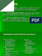 Resurse Agroturistice Naturale Si Antropice Din Judetele Romaniei a - B