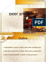 Beer and Wine  Production