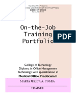 Maria Jerica a. Comia Practicum II