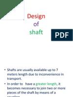 design of shafts couplings-ppt