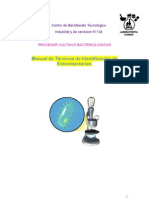 Manual de Medios Bacteriologicos.