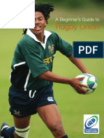 Beginners Rugby Guide