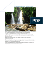 Seweru Waterfall