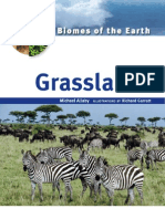 Biomes of the Earth-grasslands