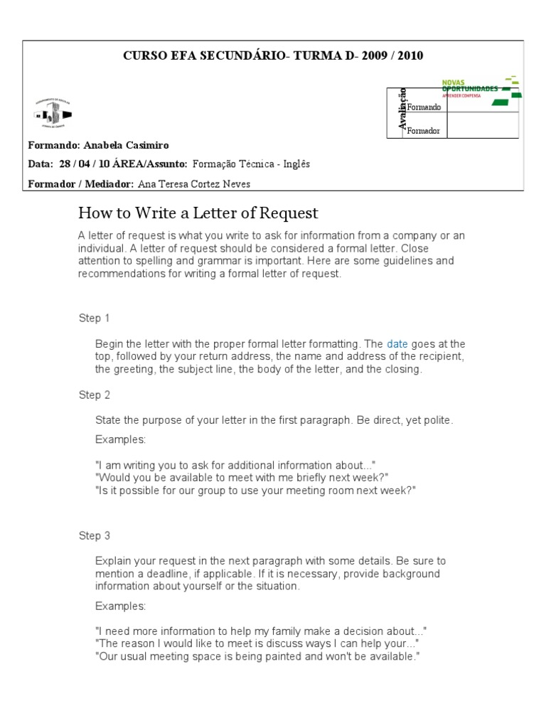 How to write a letter of request envelope mail thecheapjerseys Gallery