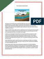 Pencemaran Air Dan Tanah