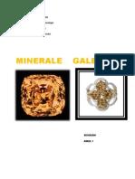 Portofoliu Geologie Minerale