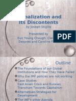 Globalizaiton Final Presentation