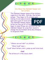 Alphabet Keeper