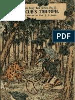 Japanese Fairy Tale Series 01 #12- The Cub's Triumph