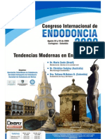 Congreso Internacional Endodoncia
