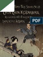 Japanese Fairy Tale Series #25 Chin Chin Kobakama