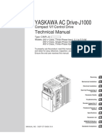 Yaskawa J1000 Manual (1)