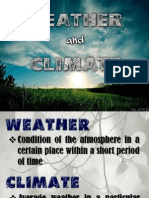 Weather and Climate (Ns2)