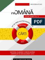 Presstern Carte Romana Eseuri Subiectul