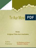 Tv Aur Movie, ٹی وی اور مووی