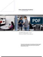 CCNA Security - Student Packet Tracer Manual