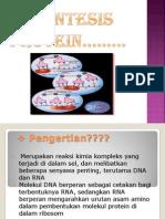 biokimia TRANSLASI