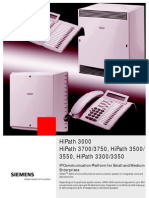 Siemens HiPath3000 DS