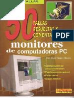 50 Fallas Comunes de Monitores de Pc Con TRC