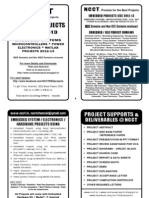 Embedded Project Titles Book 2012-12 -- EMBEDDED SYSTEMS IEEE 2012 Projects