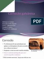 Corrosão galvânica_Final