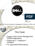 Dell's Innovative Supply Chain