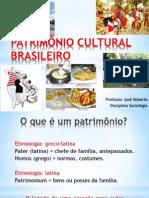 Patrimonio Cultural Brasileiro