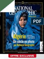 NATIONAL GEOGRAPHIC HS N.1 - Algerie Un Siecle en Photos