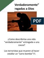 Vidas Entregadas a Dios