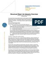 Structural Steel Fact Sheet Dec 2008