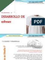 73 Diseño y Desarrollo
