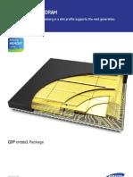 Samsung LPDDR2 Brochure
