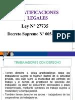 Gratificaciones_Legales 2012